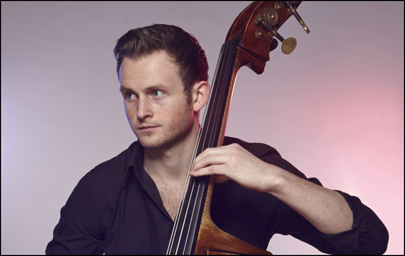 Toby Hughes - double bass
