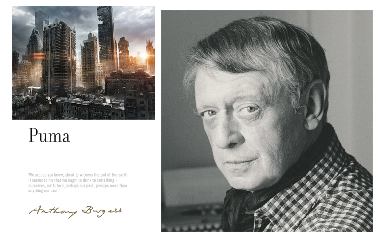 PUMA: The Lost Novel of Anthony Burgess