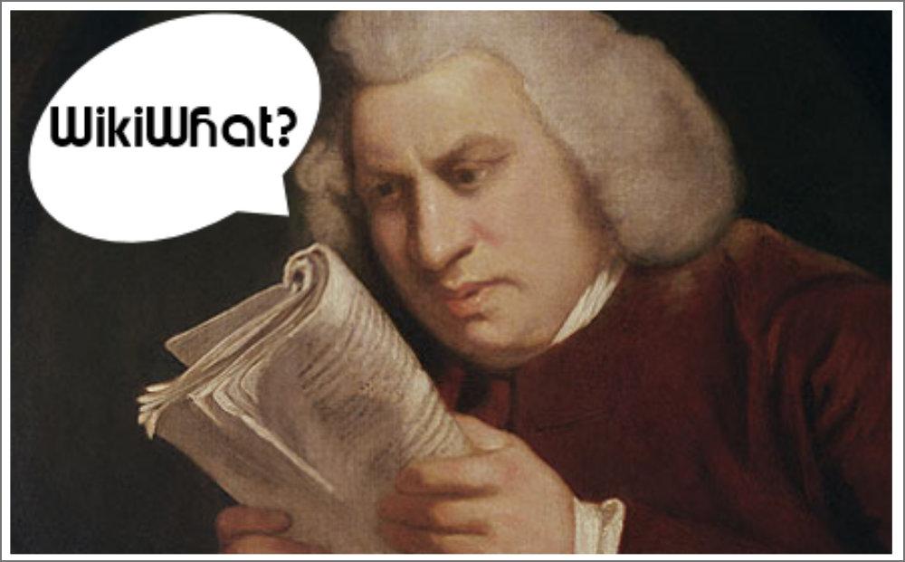 Dr Johnson's Wikiwords
