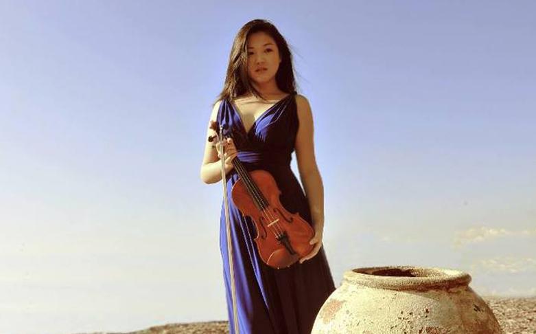 Emily Sun - violin