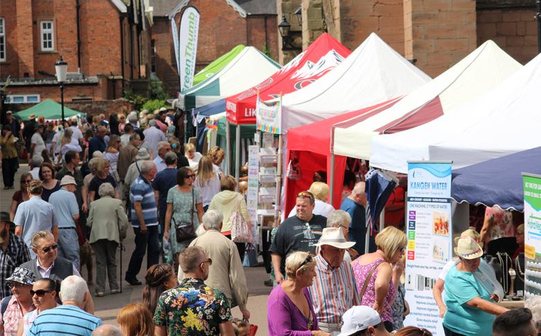 Lichfield Festival Market