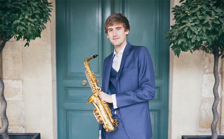 Jonathan Radford - saxophone