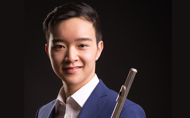 Sirius Chau - flute